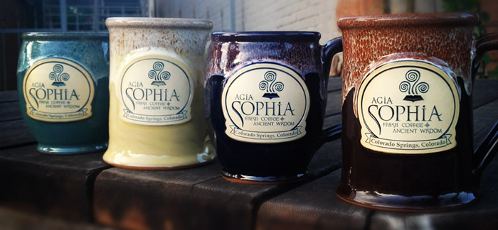 AGIA Sophia Coffee Mugs